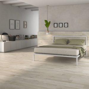 Produktbild Bodenfliese Kory musgo 85x22 matt in Holzoptik