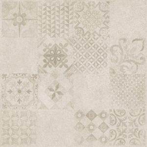 Produktbild Bodenfliese Bona hellbeige dekor 60×60 matt