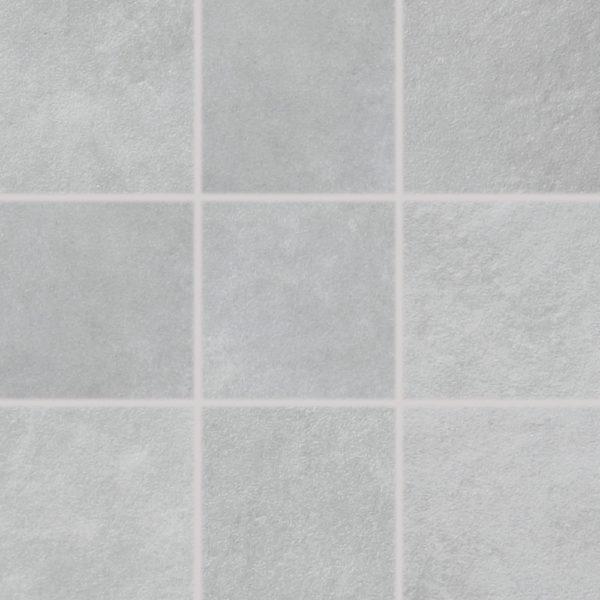 Produktbild Mosaikfliese hellgrau Feinsteinzeug