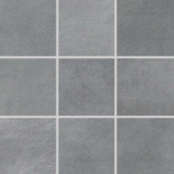 Produktbild Mosaikfliese dunkelgrau Feinsteinzeug