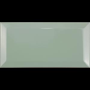 Produktbild Metrofliese - Wandfacettenfliese Marisa duck egg 20x10 glänzend
