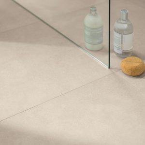 Produktbild Bodenfliese Bona hellbeige 60×60 matt