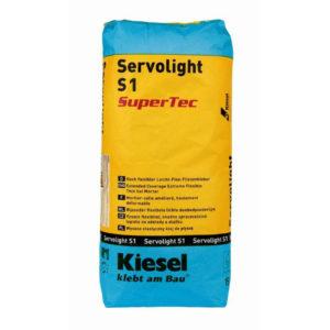 Produktbild Kiesel Servolight S1 SuperTec Leicht-Flex-Fliesenkleber 15 kg