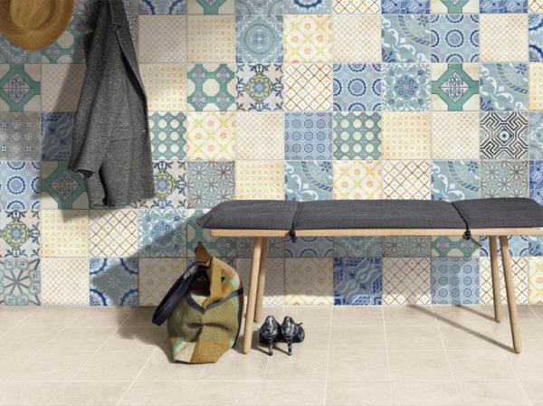 Boden und Wandfliesen Jasba Pattern