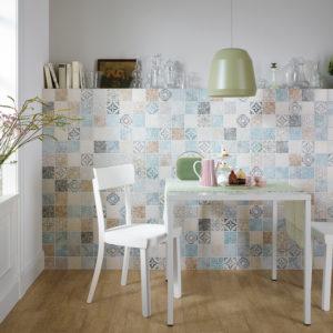 Produktbild Mosaikfliese Jasba Pattern vola 10x10 matt