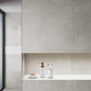 Produktbild Bodenfliese Tiago grau 60×60 lappato