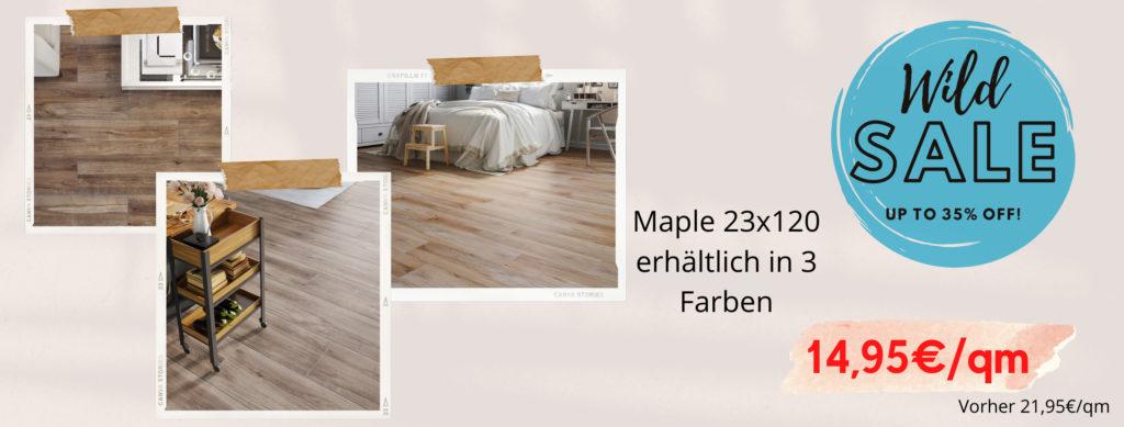 Angebot Maple